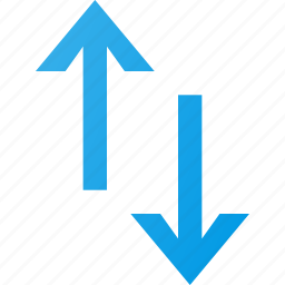 arrows, down, interface, navigate, ui, up, user icon
