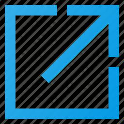 interface, output, ui, user icon