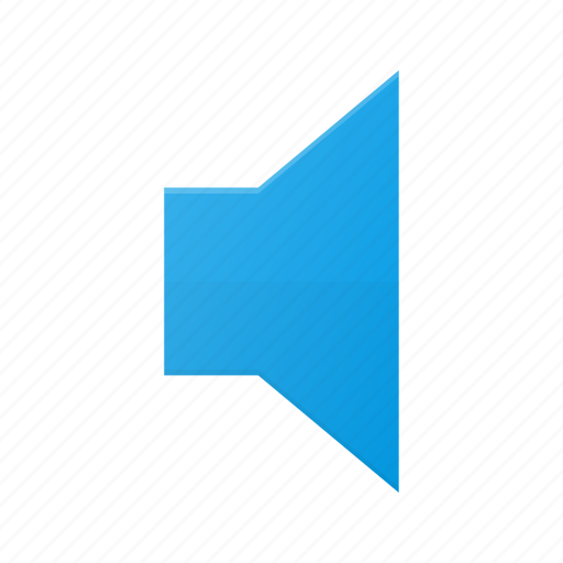 interface, level, sound, ui, user, volume icon