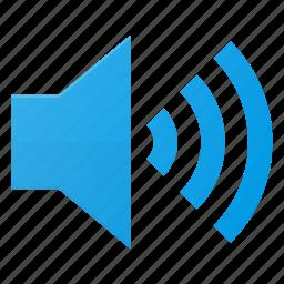 level, sound, ui, user, volume icon
