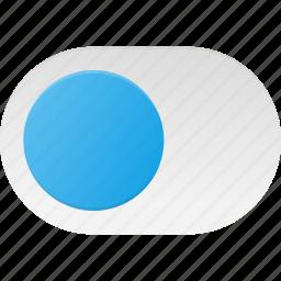 off, option, switch, ui, user icon
