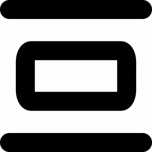 align, distribute, icon, interface, vertically icon