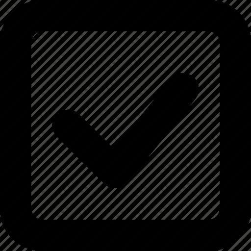 checkbox, checkmark, edit, icon, interface icon