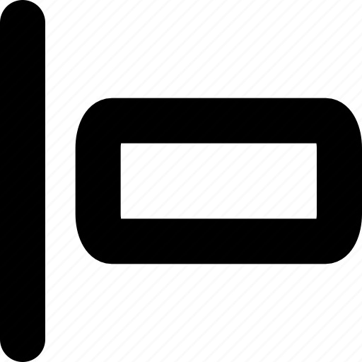 align, icon, interface, items, left icon