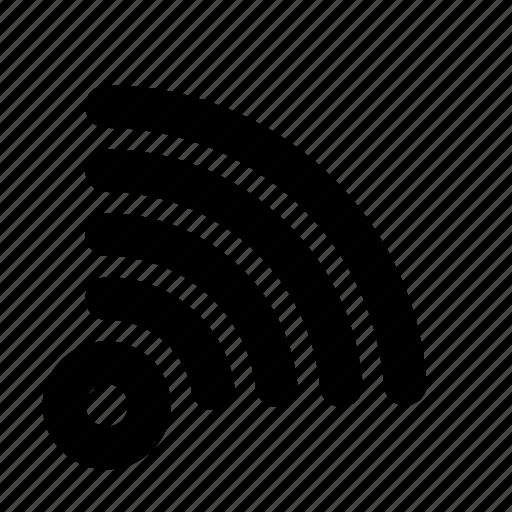 interface, phone, station, tethering, transmitter, web, wifi icon