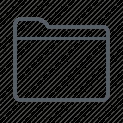 files, folder, interface icon
