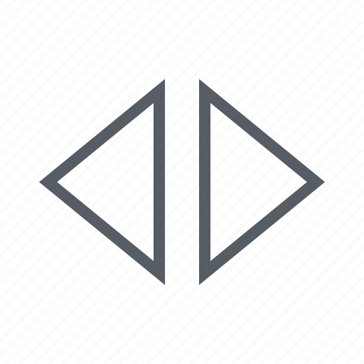 arrow, interface, left, next, previous, right icon