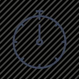 alarm, cronometer, fitness, gym, sport, stopwatch icon