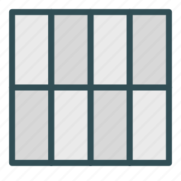 column, layout, presentation, thumbnail icon