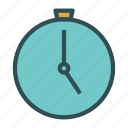 clock, stop, timer, watch icon