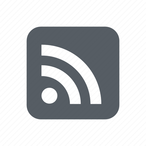 feed, rss, wireless icon