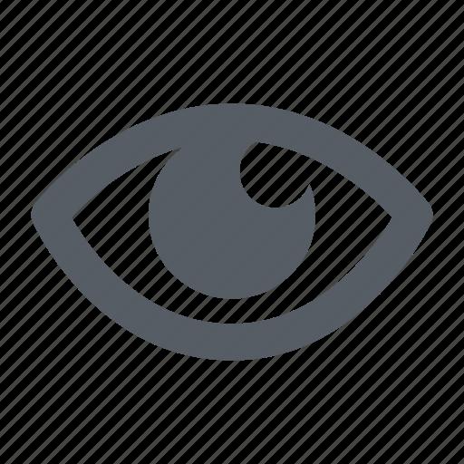 eye, preview, view icon