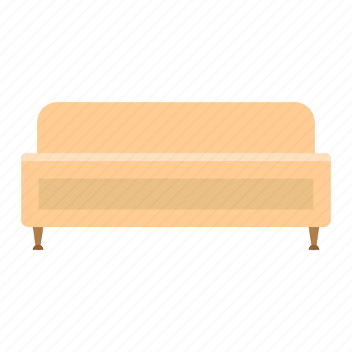 couch, element, furniture, interior, office, sofa icon