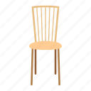 chair, element, furniture, interior, room icon
