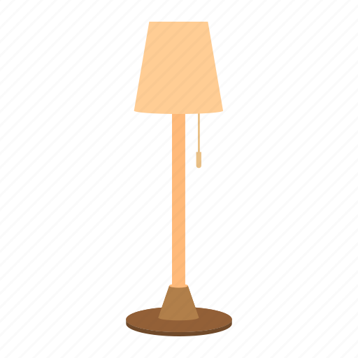 Element, furniture, interior, lamp, light, room icon - Download on Iconfinder