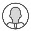 avatar, man, photo, user icon