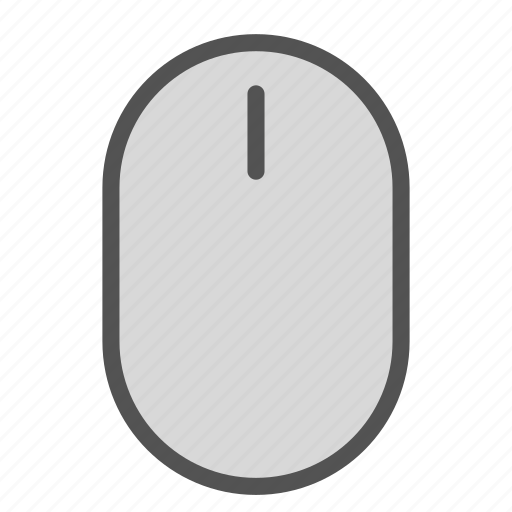 computer, hardware, mouse, pc, round icon