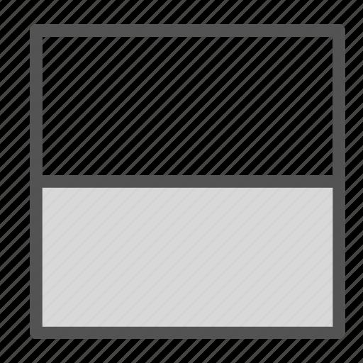 landscape, layout, partition, row, website icon