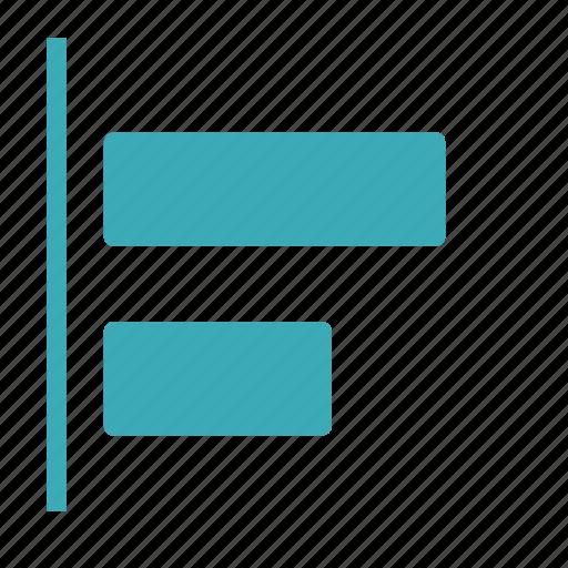 align, document, left, text icon