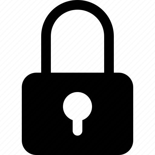 interface, key, lock, password, protection icon