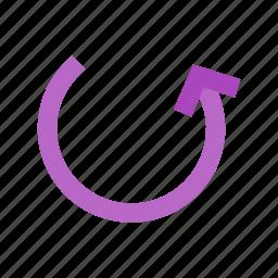 backup, refresh, reload, sync, synchronization icon