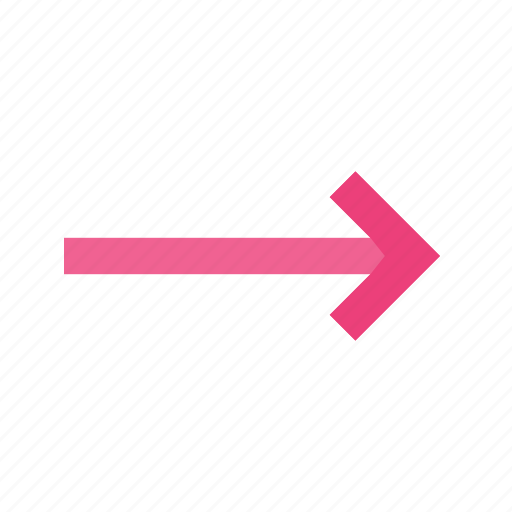 Arrow, direction, forward, right, right arrow icon - Download on Iconfinder
