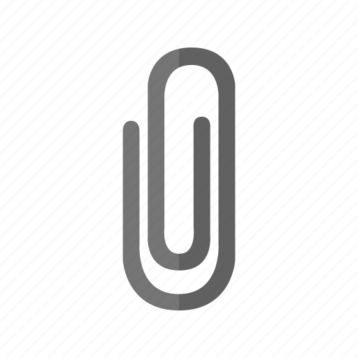 attach, attachment, doc, file, internet, message, pdf icon