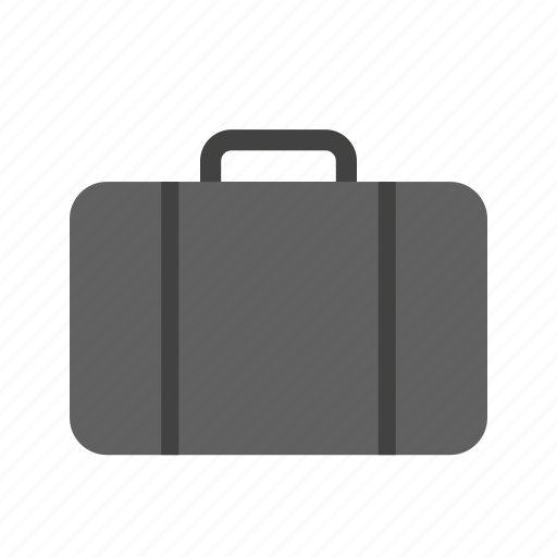 bag, briefcase, carry, case, hand carry icon