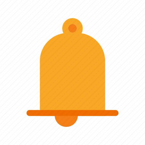 alert, bell, danger, error, hazard, notification, warning icon