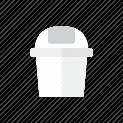 bin, trash icon