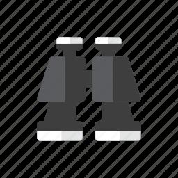 binocular, find, search icon