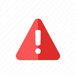 attention, caution, important icon