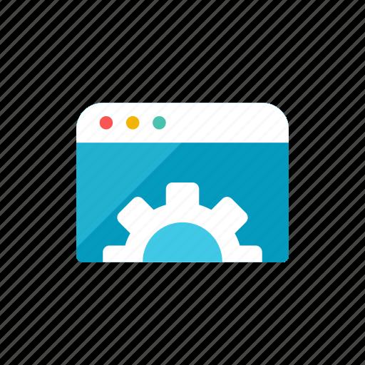 settings, windows icon