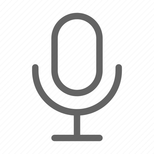 microphone, recorder, sound, voice icon