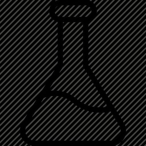 flask, interface, lab, web icon