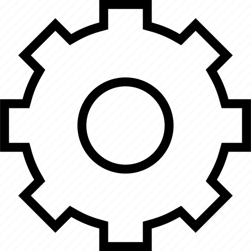 gear, interface, web, настройки icon