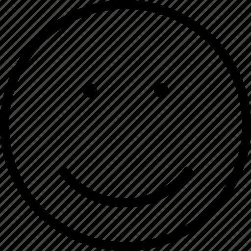 emotion, interface, smile, smiles, web icon