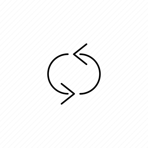 arrow, basic, music, play, shuffle, slider, user interface icon
