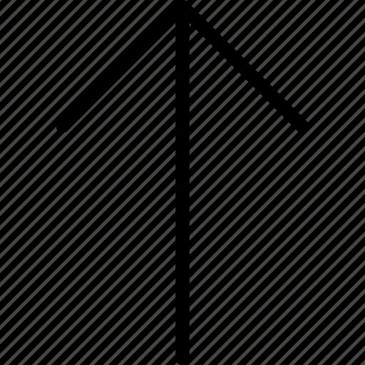 arrow, arrows, interface, web icon