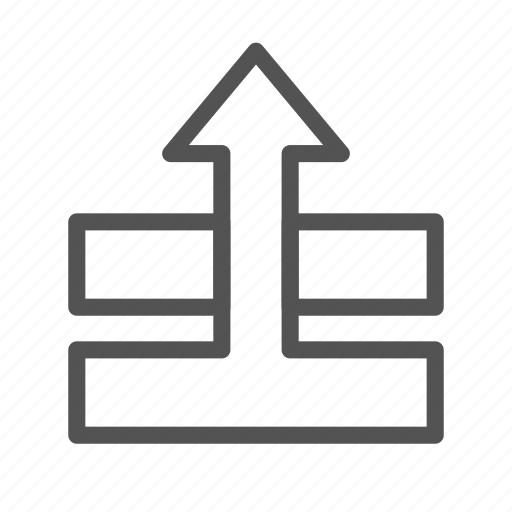 above, document, insert, text, tool, top icon
