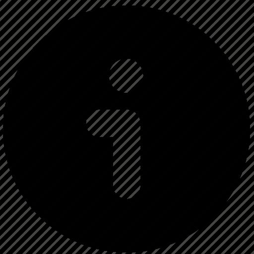information, news icon