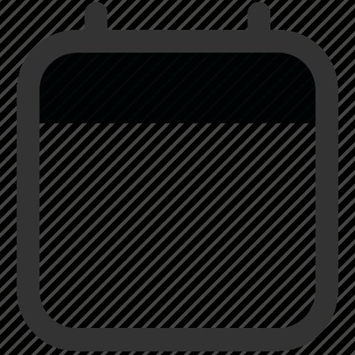 agenda, calendar, communication, events, interface, shadies, upcoming, ux icon