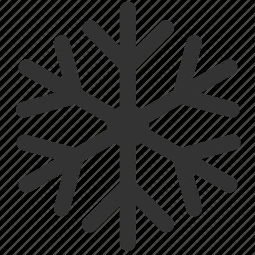 cold, elements, ice, snow, snowflake, weather, winter icon