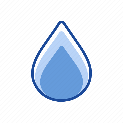 adobe tool, blur, brush, drop icon