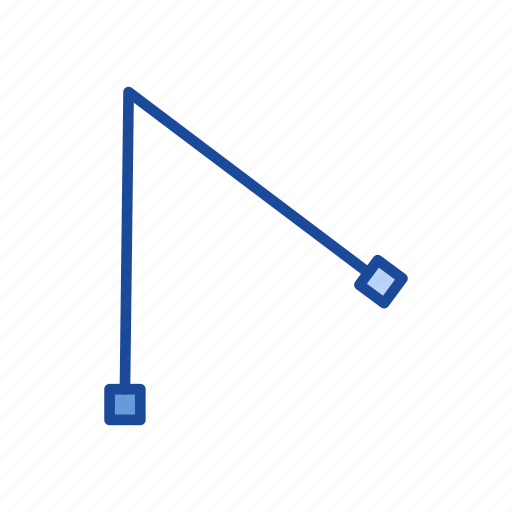 adobe tool, anchor point, points, triangle icon