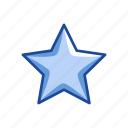 adobe tool, shape tool, star, top icon