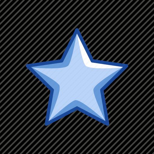 adobe tool, shape tool, star, top icon