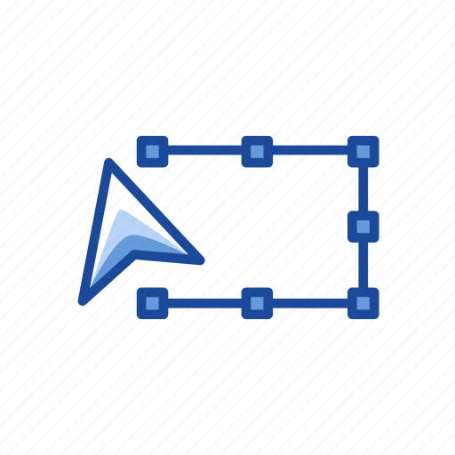 adobe tool, arrow head, free transform tool, photoshop icon