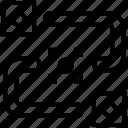 algorithm, flow, flow chart, flow diagram, flux, process icon