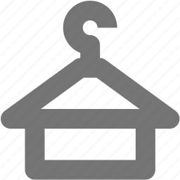 bathroom, clothes, hanger, home, house, towel, towel rack icon